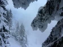 Winter am Pürschling