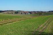 Nach Baierberg Richtung Tegernbach