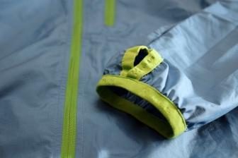 Haglöfs Shield Hood Ärmelbündchen