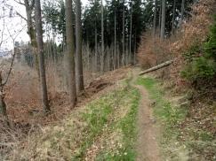 Trail bei Neusäß