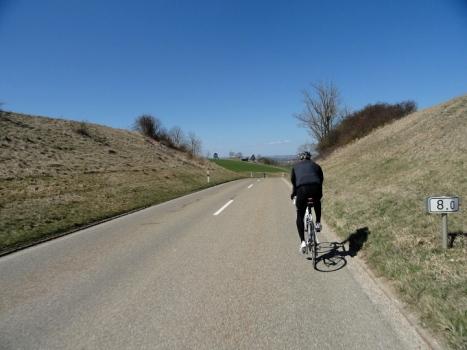 Abfahrt vom Bocksberg