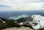 Gipfelblick vom Herzogstand