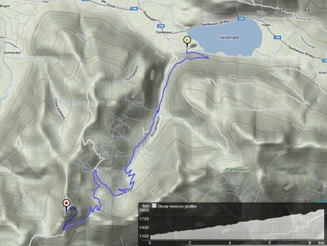 Berglauf Sulzspitze