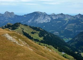 Allgäuer Voralpen: Aggenstein, Lumberger Grat, Läuferspitze