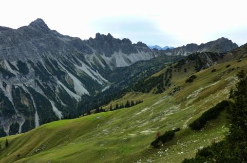 P1Leilachspitze und Birkentalboden