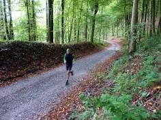 Hügellauf Naturpark Augsburg