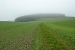 Landschaftlicher Minimalismus