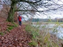 Trail im Anhauser Tal