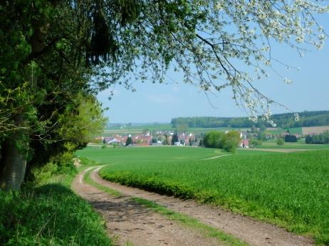 Richtung Rinnenthal