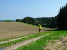 Anstieg am Bonholz