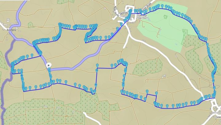Create new route - Bikemap - Your bike routes online - Windows Internet Explorer_2013-10-24_07-34-44
