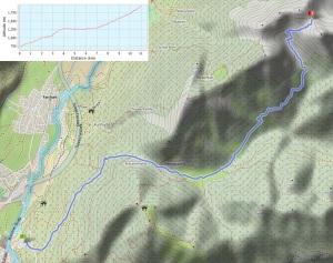 Laufstrecke Garmisch-Partenkirchen  Berglauf Weilheimer Hütte  GPSies - Mozill_2014-06-27_06-59-50