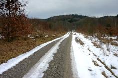 Abstieg zurück ins Anhauser Tal
